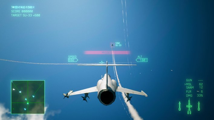 Ace Combat 7 Skies Unknown Screenshot