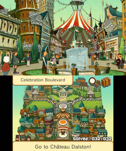 Professor Layton and Miracle Mask 