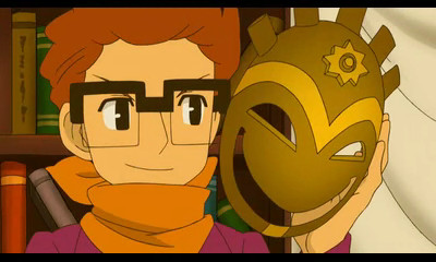 Professor Layton And The Mask of Miracle Professor Layton And The Mask