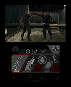 Tom Clancys Splinter Cell 3D Screenshot
