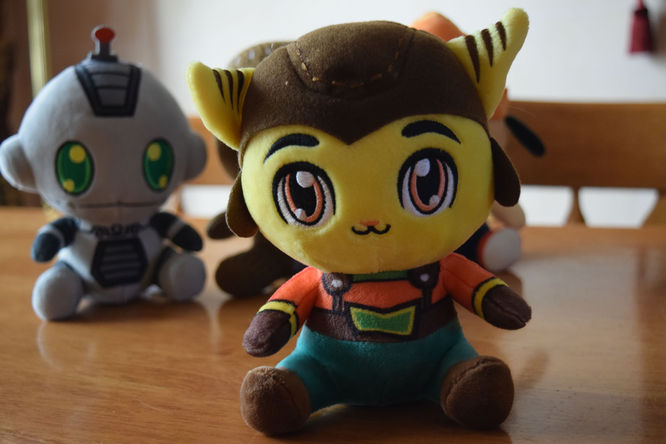 Stubbins Playstation Plushies Are The Perfect Desktop