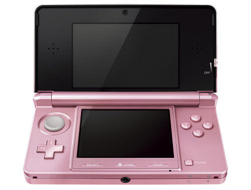 So Much News.. Pink-3DS