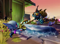 Skylanders SuperChargers - Full Character List