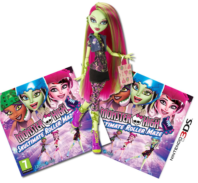 Monster High Prize